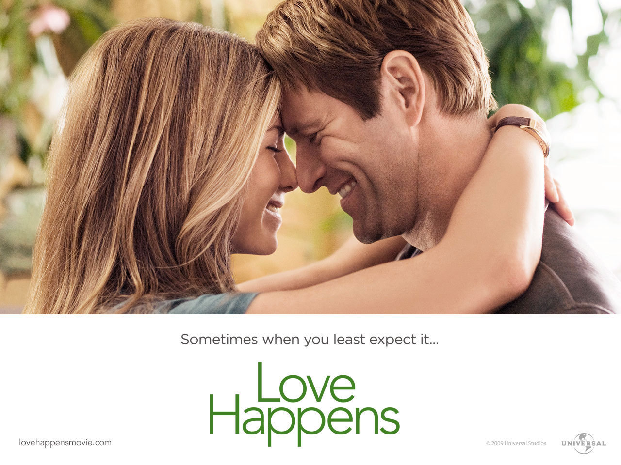 Love Happens :ถึงชีวิตจะสูญเสีย…แต่อยาให้ใจเสียศูนย์
