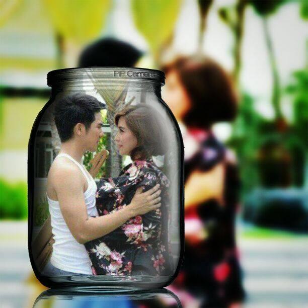 """""""ถ้าผมรักคุณแล้ว ผมก็จะรักคุณอยู่คนเดียว หัวใจผม…ก็จะอยู่ที่คุณคนเดียว ใครก็มา…"""