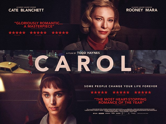 Carol: รักเธอสุดหัวใจ ::: ฟังคนอื่นได้ แต่อย่าลืมฟังเสียงหัวใจตัวเอง :::