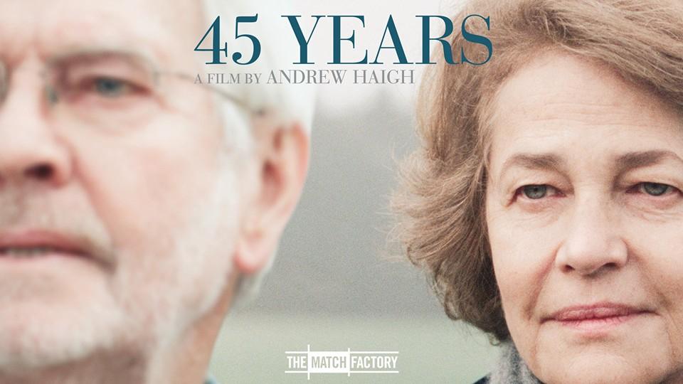 """45 Years ::คุณจะรู้สึกยังไงถ้ารู้ตัวว่าเป็นได้แค่ """"เงา"""" ของคนอื่น ::"""