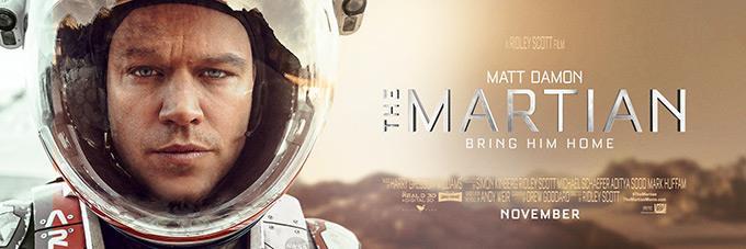 The Martian :: เดอะ มาร์เชียน กู้ตาย 140 ล้านไมล์