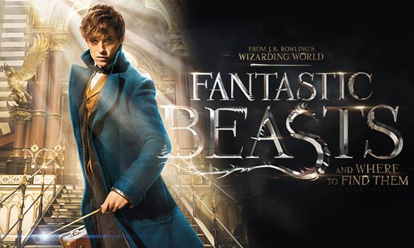 Fantastic Beasts and where to find theme