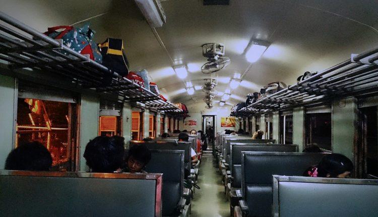 ::: นั่งรถไฟไทยกลับไปเยี่ยมฉันในวันวาน :::